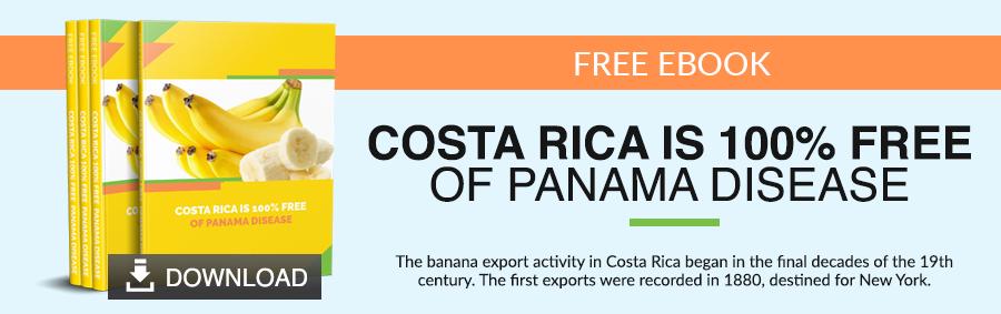 Costa Rica 100 free panama disease
