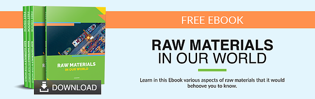Free ebook Raw Materials in Our World